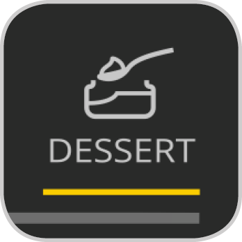 Icon für das Dessert-Programm der Prep&Cook XL
