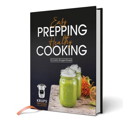 Prep&Cook Zubehör Blogger-Rezeptbuch