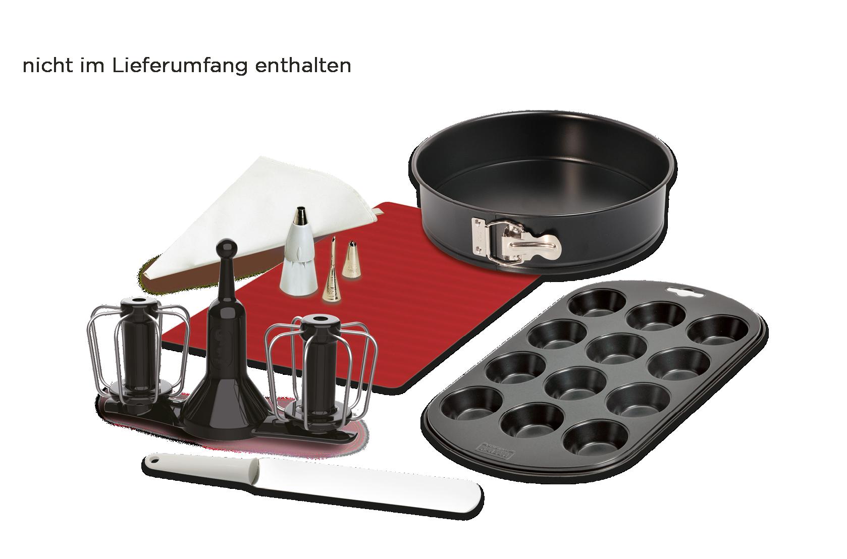 Prep&Cook Zubehör Back-Set für die Prep&Cook XL und i Prep&Cook XL