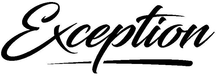 Logo für Pfannenserie Exception